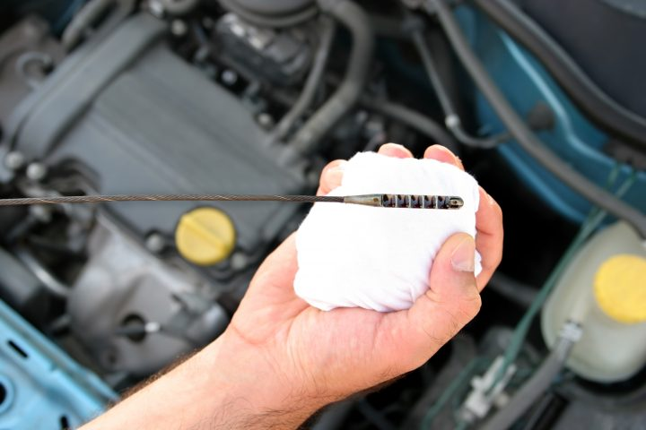 What happens during an Audi service?